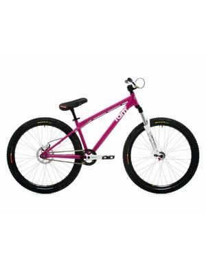 Win a custom painted RAM 4130 in conjunction with Mountain Biking UK