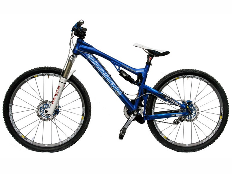 Team ChainReactionCycles/Intense will also be riding the new Intense Tazer 4X