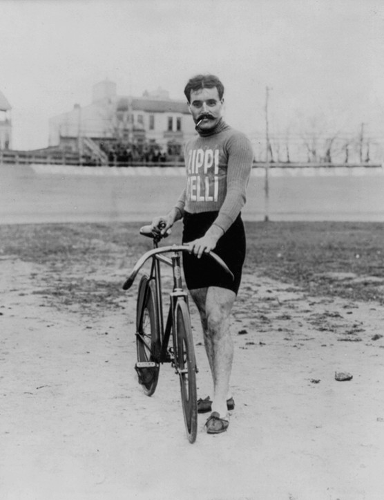 Valentino Spedici Zippicell rode to victory at the 1929 Tour de France.
