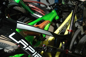 Jamer's Lapierre and some lairy new colours