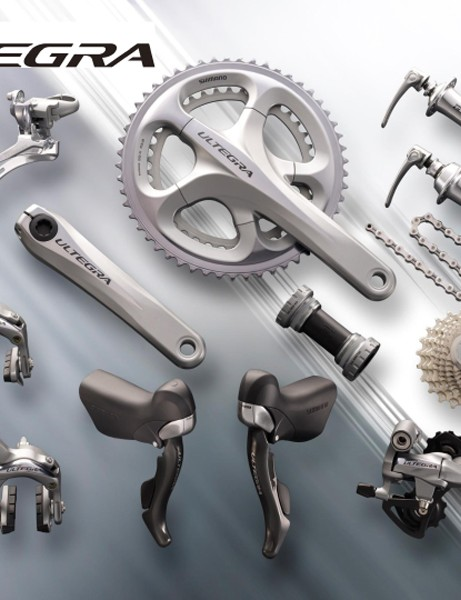 Shimano's new Ultegra groupset