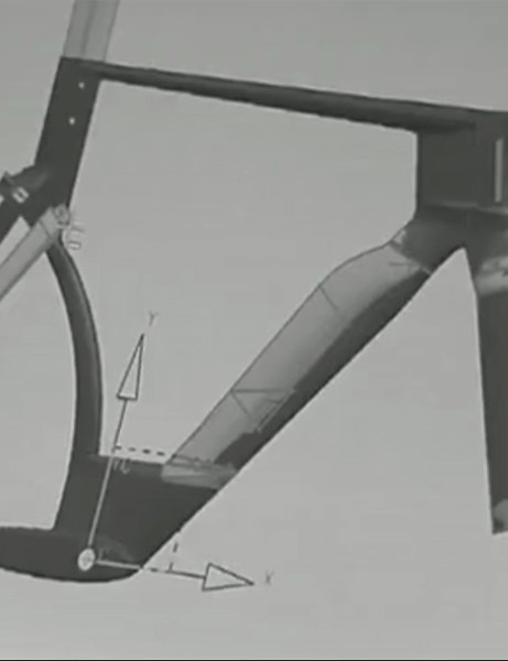Scott's teaser video on their new time trial bike offered little in the way of concrete information but some intriguing images