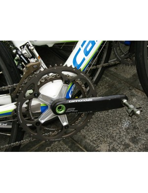 The Cannondale integrated crank and BB30 bottom bracket was ahead of its time a few years back but the concept is now gaining favour.