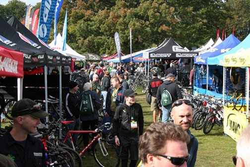 Interbike is hoping for another strong turnout in Rhode Island in 2009.