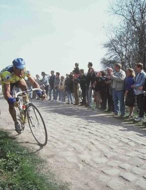 The 1996 race was won by Johan Museeuw.