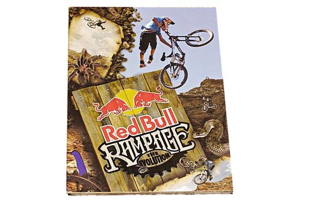 Red Bull Rampage-The Evolution DVD