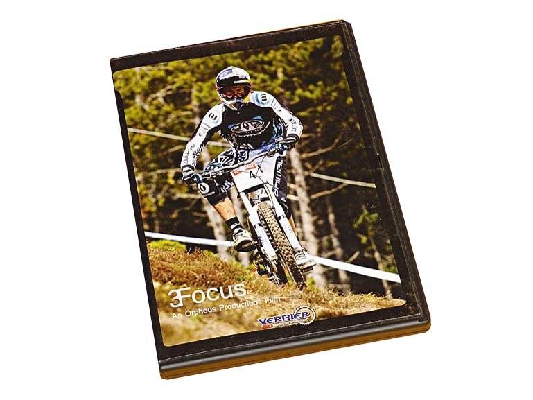 3 Focus DVD