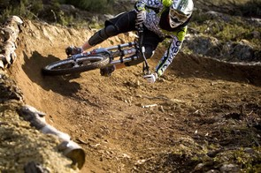 Junior rider Javier Guijarro is a former Spanish BMX champion and two-time silver medalist at the Spanish nationals