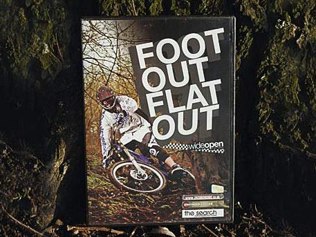 Foot Out Flat Out DVD