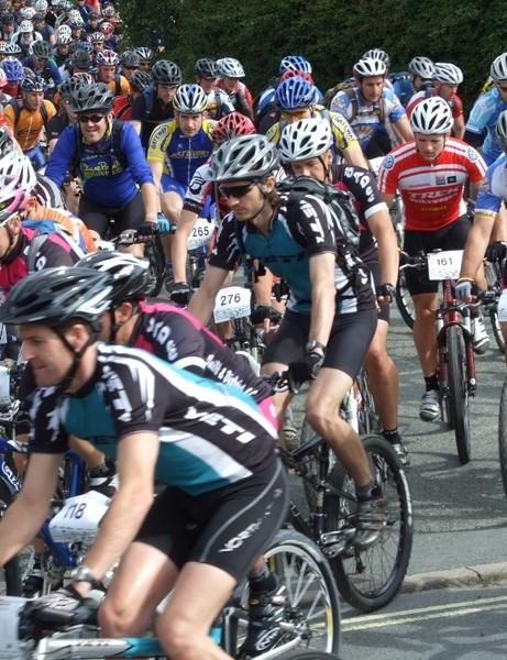 The Merida Bikes MTB Marathon Series kicks off this weekend in Builth Wells