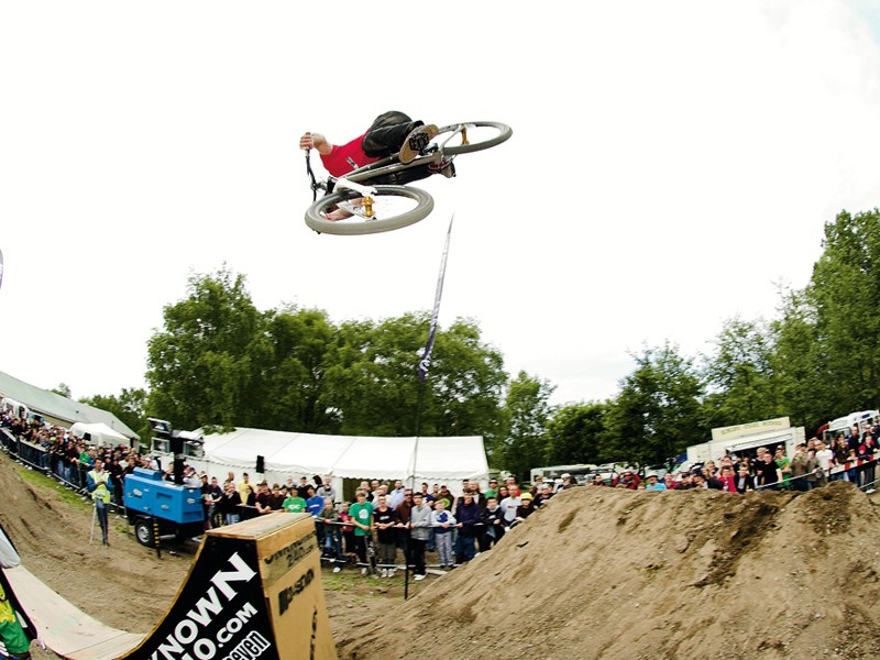 Some of Britain's top dirt jumpers are lined up for BikeRadar Live