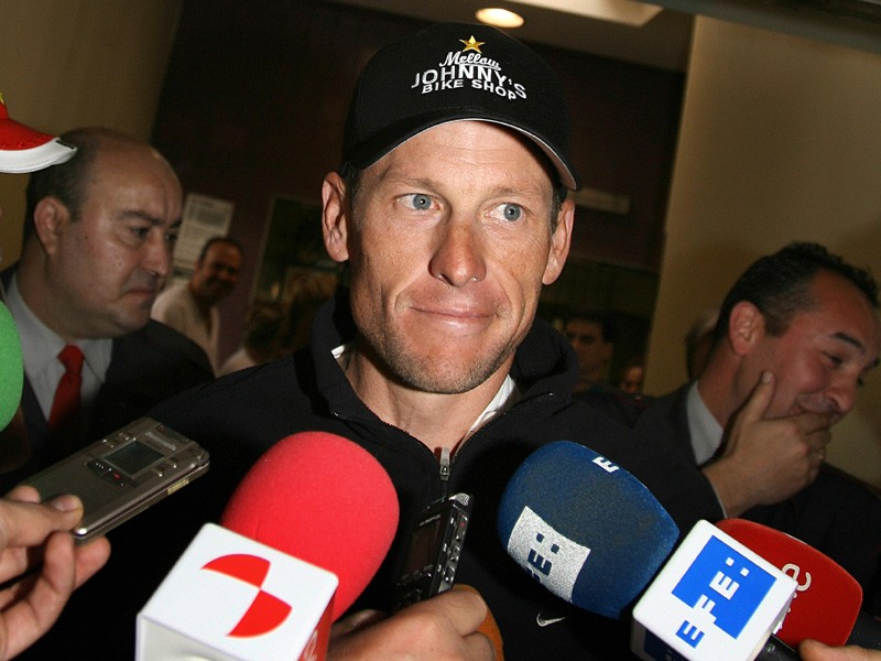 Lance Armstrong has faced intense scrutiny since announcing his comeback last year. He is now facing a ban from racing in France as a result of alleged misconduct in an anti-doping test
