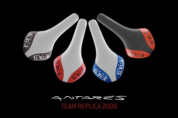 The 2009 fi'zi:k Team Replica Antares kit, in North America-only colours.