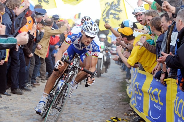 Tom Boonen was in amazing form again for Paris-Roubaix