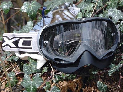 Axo Wild X Deluxe Goggles