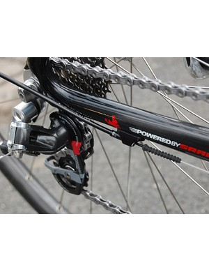 Sealed derailleur cables and housing from Gore keep road grime from interfering with shift performance