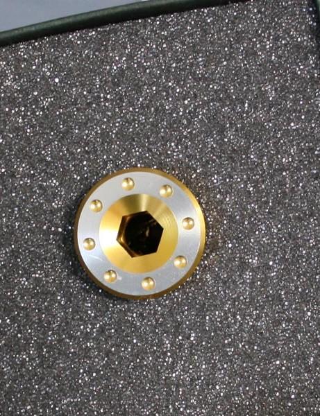 Gold alloy crank bolt a snip at £23.99