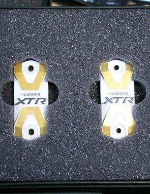 Brake lever lids - £34.99 the pair