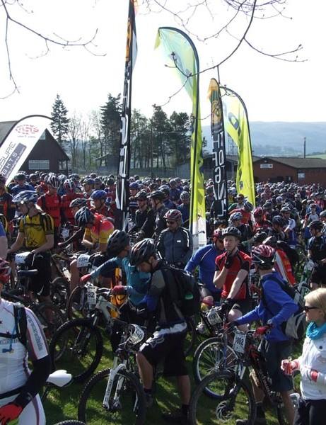 Merida mountain bike Marathon race report 1