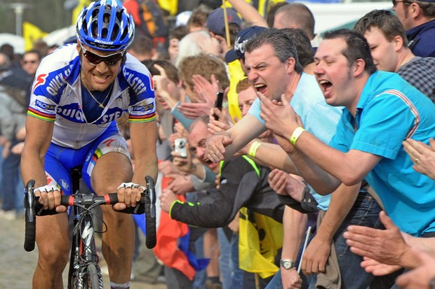 Tom Boonen's victory in Paris-Roubaix is the highlight of this week's Cyclingnews podcast