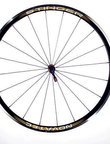 Novatec Stinger front wheel