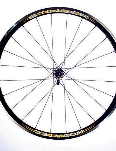 Novatec Stinger rear wheel