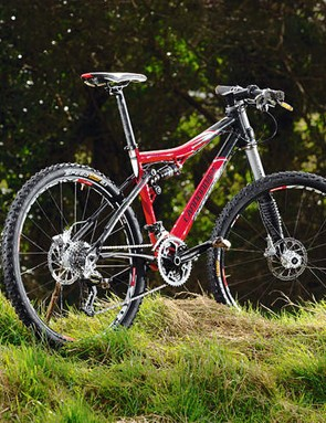 Suspension benefits are so limited that Cannondale's excellent race hardtails seem a much better option.