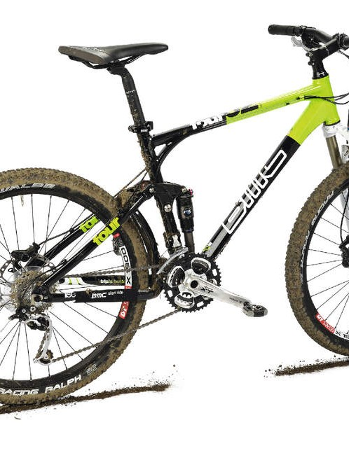 Buy the BMC if you value  stiffness and accuracy more than low weight.