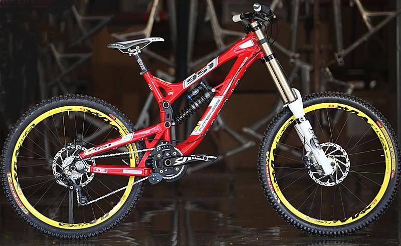 Intense's new 951 downhill bike