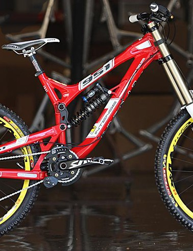 Intense's new 951 downhill bike