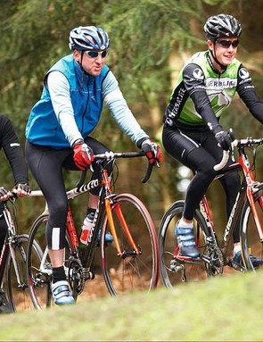 Riding in a pack of cyclists can be fast and fun, but there are rules to be respected