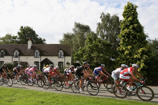 Highlights of the Tour of Britain will be broadcast on ITV4
