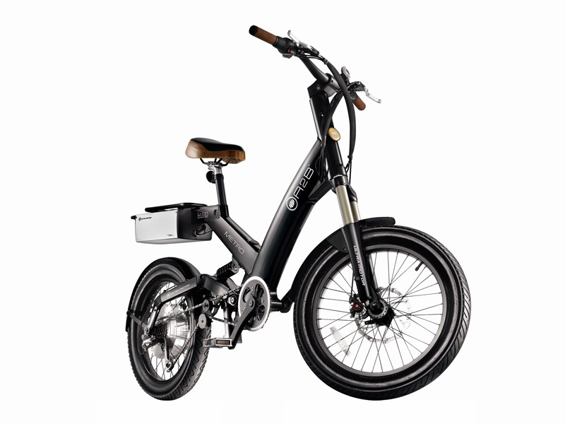 Ultra Motor's A2B Metro electric bike is now available in the UK