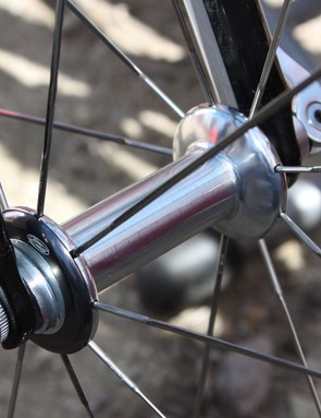 Built up with a lightweight 88 front hub…