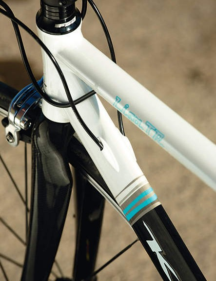 Internal cable routing aids aerodynamic efficiency