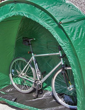 Bike Cave / TidyTent