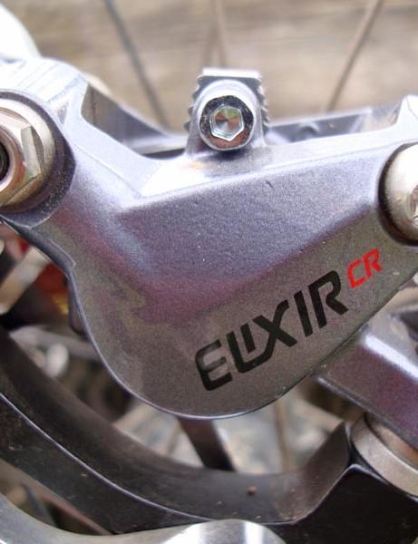 Elixir CR Mag  caliper