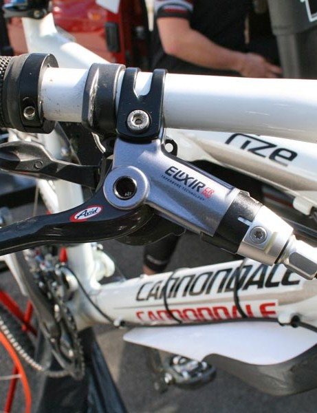 Elixir CR Mag brake lever