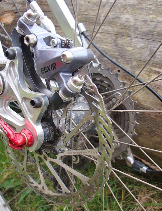 Elixir CR Mag brakes