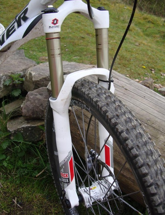 Revelation Team suspension forks
