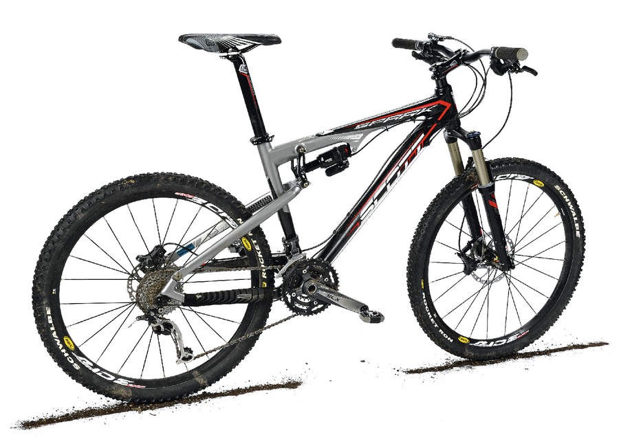 cefd25607c7 Scott Spark 30 review - BikeRadar