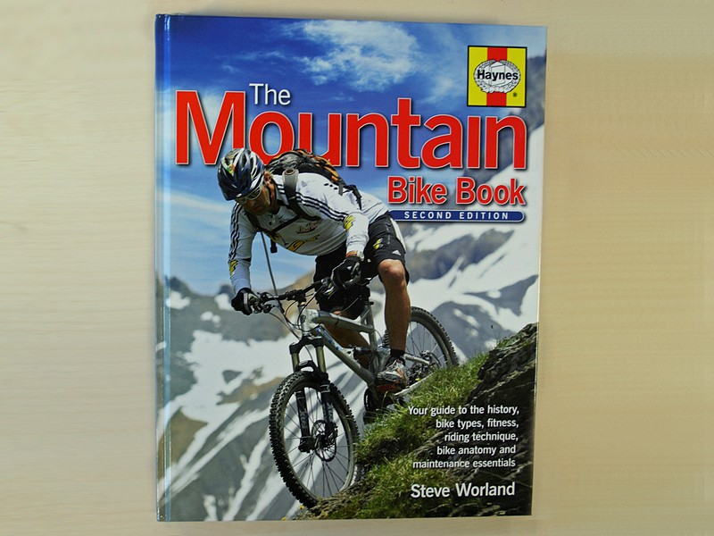 The Mountain Bike Book by Haynes (Second Edition)