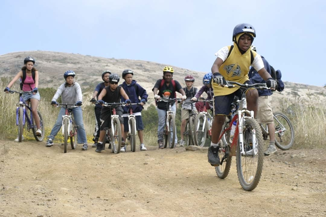 More than 50,000 kids have experienced the thrill of mountain biking with Trips for Kids since 1988.