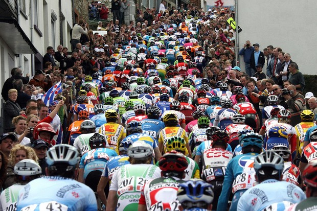 Liege-Bastogne-Liege is peppered with steep climbs