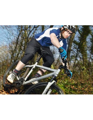 The core deals with tricky trails as competently as a more costly bike