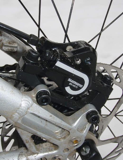 Shimano M575 Brakes
