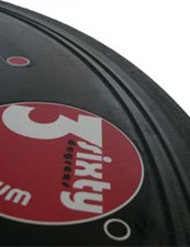 3 Sixty°'s first product will be a disc wheel called Quantum