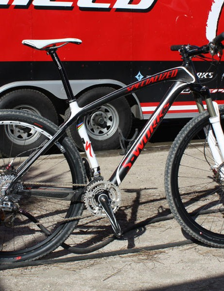 Specialized signaled their commitment to the 29