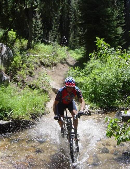 Tony Ellsworth in Idaho