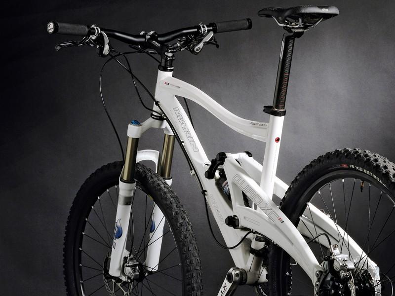 The Marin Mount Vision was What Mountain Bike's bike of the year in 2008